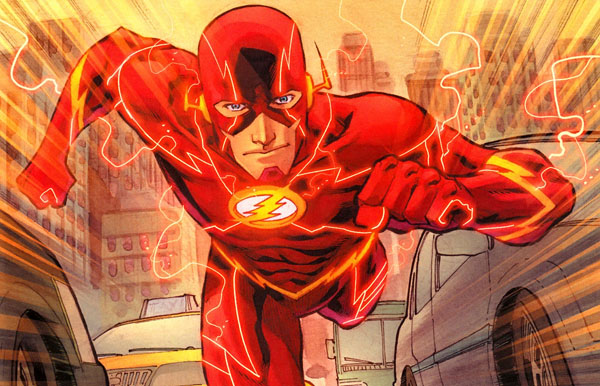 ARROW Will Have The Flash Cast by September 30
