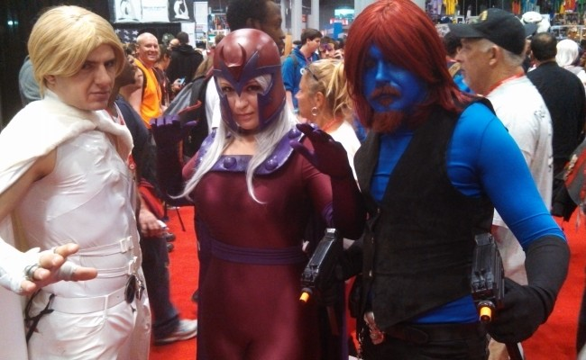 With Great Chutzpah Comes Great Responsibility: NYCC Yiddish Cosplay, Baby!
