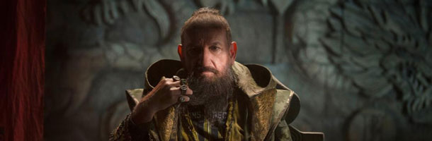 Ben Kingsley is Still Working With Marvel