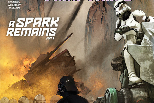 Star Wars: Dark Times – A Spark Remains #4 Review