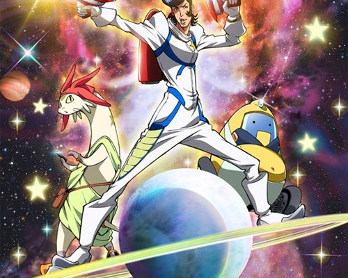Space Dandy Heading to Adult Swim in 2014!