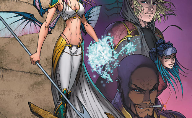 ALL NEW SOULFIRE #1 Review