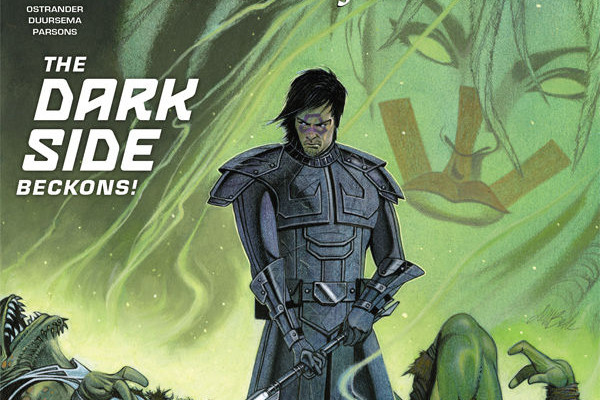 STAR WARS: DAWN OF THE JEDI — FORCE WAR #1 Review