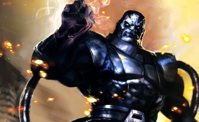 Apocalypse Actor Revealed.  Nighty Night X-Men.