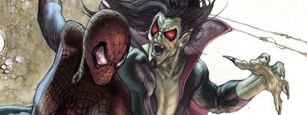 Morbius And Venom Also Get Teased In AMAZING SPIDER-MAN 2 Trailer