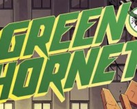 THE GREEN HORNET #8 Review