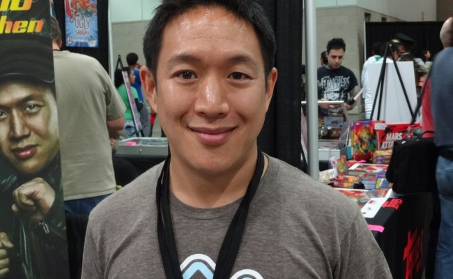 EXCLUSIVE: Ming Chen talks COMIC BOOK MEN and FANDOM