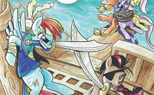 My Little Pony: Friendship is Magic #14 Review