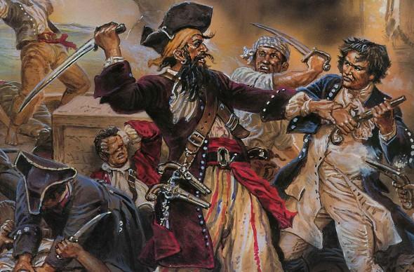 Hugh Jackman Might Play Blackbeard In Joe Wright's PAN