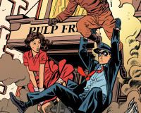 The Rocketeer / The Spirit: Pulp Friction #4