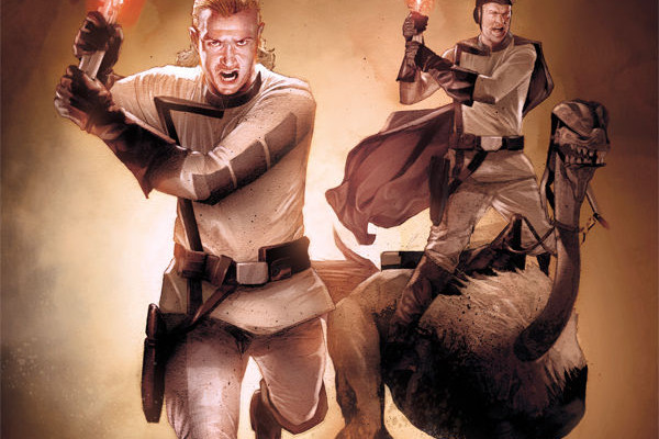 The Star Wars #4 Review