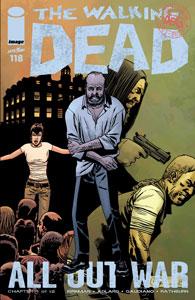 Walking Dead #118 Review