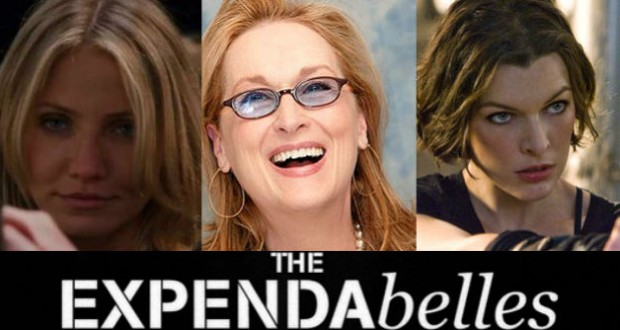 EXCLUSIVE: THE EXPENDABELLES Script Review