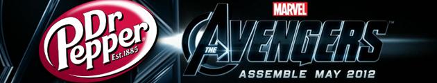 Dr Pepper Promotion for The Avengers Assemble Begins