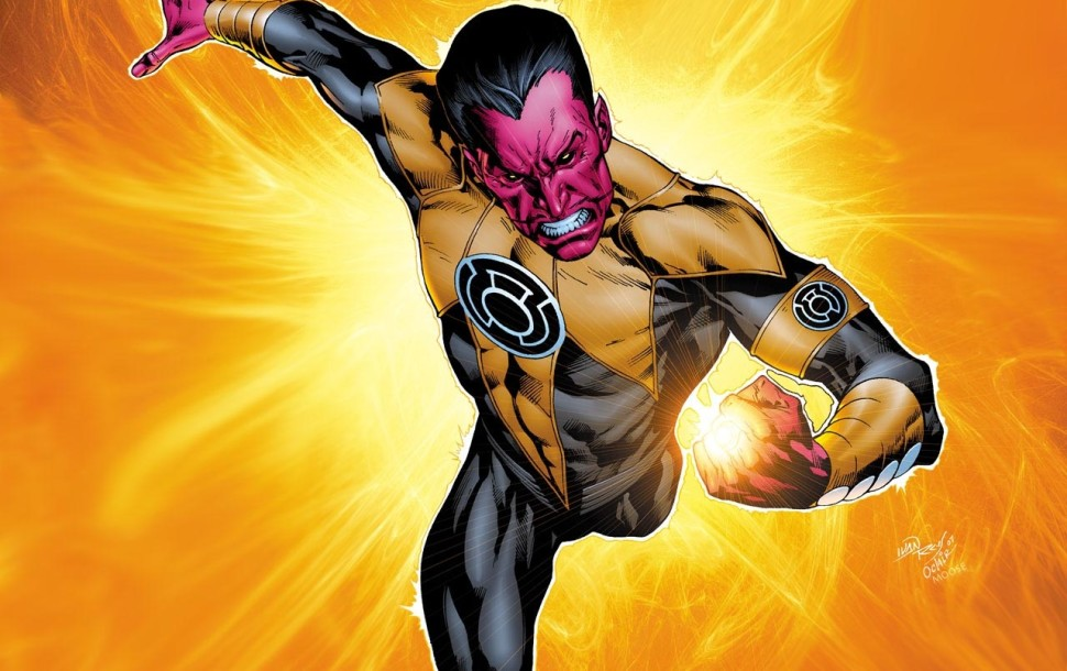 Be Afraid! DC COMICS Gives SINESTRO Ongoing Series   Unleash The ...