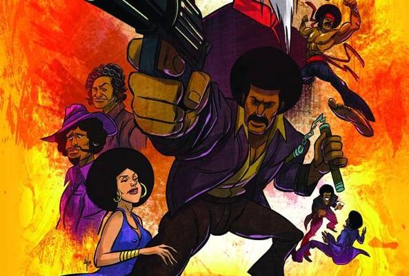 Black Dynamite #1 Review