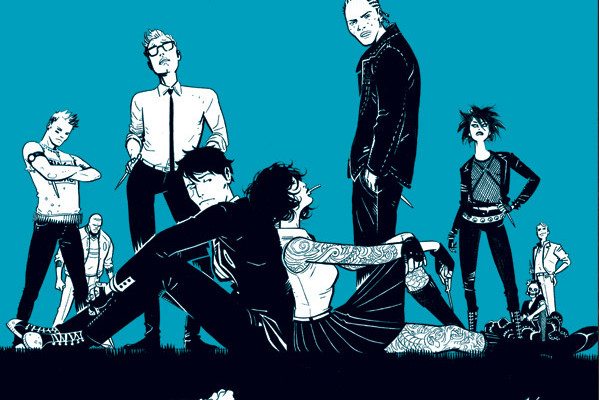 DEADLY CLASS #1 Review