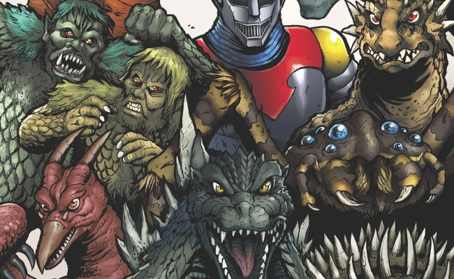 GODZILLA: Rulers of Earth #8 Review