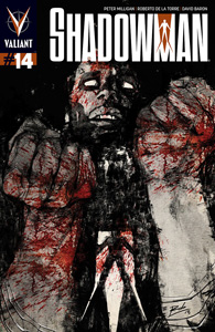 Shadowman #14 Review
