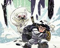 Samurai Jack #4 Review