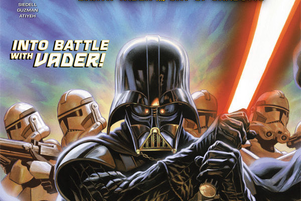 Star Wars: Darth Vader and the Cry of Shadows #2 Review