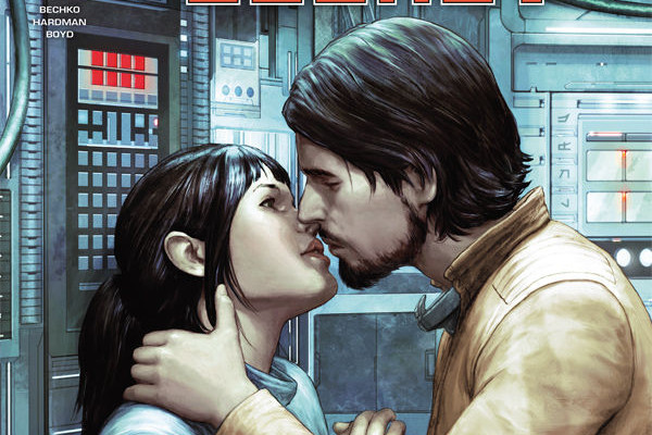Star Wars: Legacy #11 Review