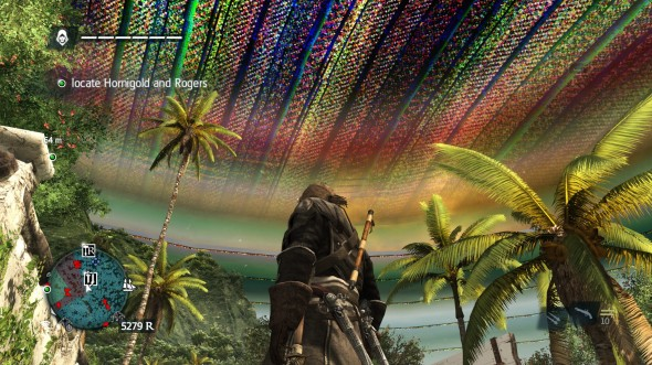 The Weird ASSASSIN'S CREED IV Texture Glitches – Part II