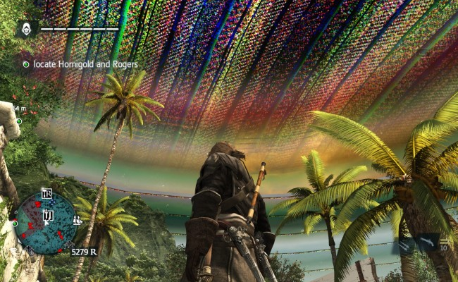 The Weird ASSASSIN'S CREED IV Texture Glitches
