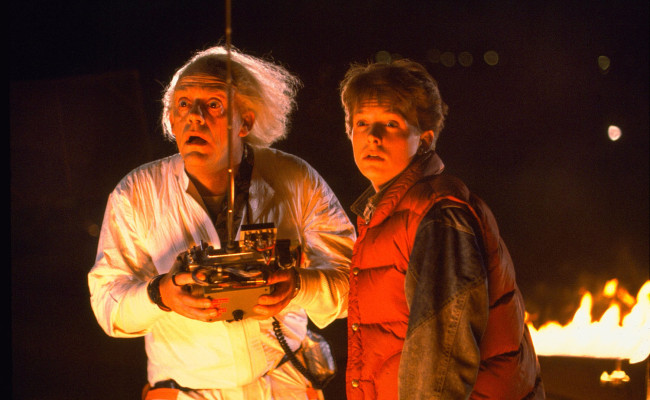 How Many Mistakes Does BACK TO THE FUTURE Have?