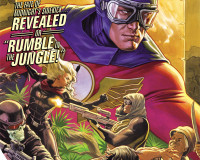 Captain Midnight #8 Review