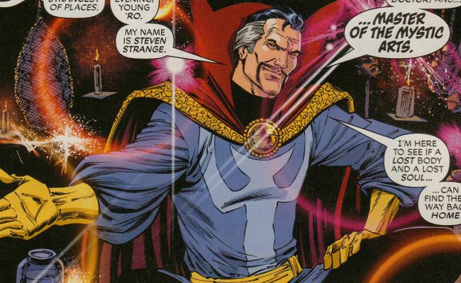 Which DOCTOR STRANGE Movie Rumors Are True?  Marvel Tells Us!
