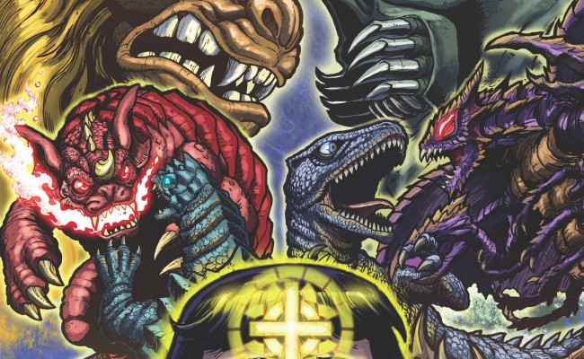 GODZILLA: Rulers of Earth #9 Review