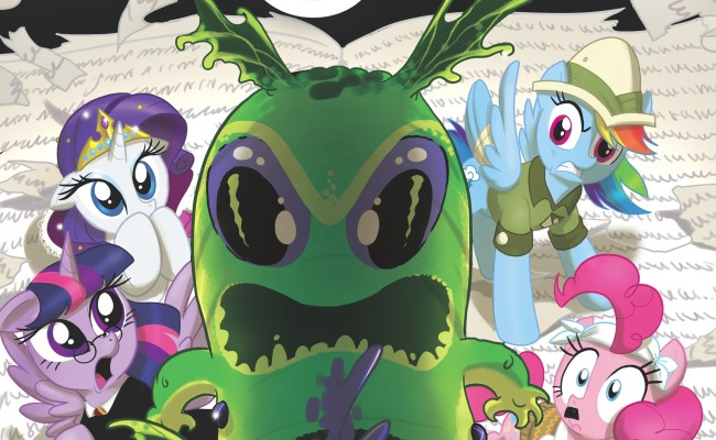My Little Pony: Friendship is Magic #16 Review