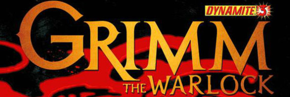 Grimm: The Warlock #3 Review