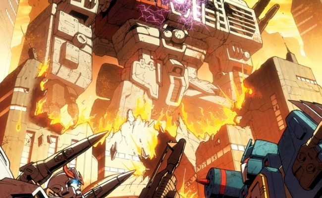 Transformers: More Than Meets The Eye #26