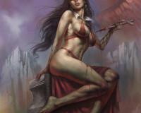 Vampirella #38 Review