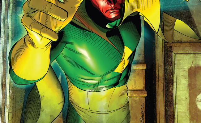 Paul Bettany Upgrades To THE VISION In AVENGERS: AGE OF ULTRON