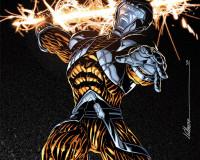 Robert Venditti talks X-O Manowar and Valiant!