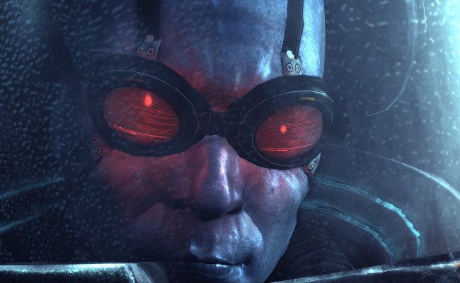 The Iceman Cometh in Batman: Arkham Origins DLC 'Cold, Cold Heart' Trailer