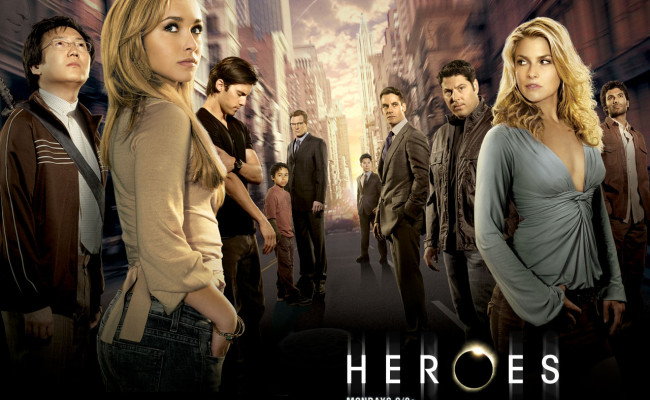 HEROES Returns To TV In 2015