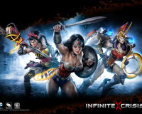INFINITE CRISIS Going Open Beta in March, Digital Comic Coming In May