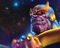 THANOS Not Death's Boyfriend in GUARDIANS OF THE GALAXY?