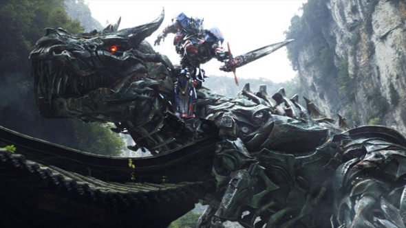 Pics of DINOBOTS From TRANSFORMERS 4: AGE OF EXTINCTION
