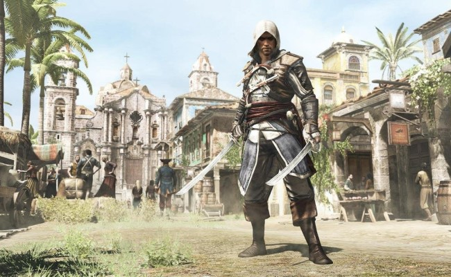 The Jackdaw Returns in ASSASSIN'S CREED IV: Game of the Year Edition