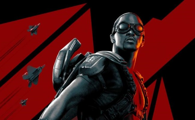 Will Falcon Be Left Out of 'THE AVENGERS: AGE OF ULTRON'?