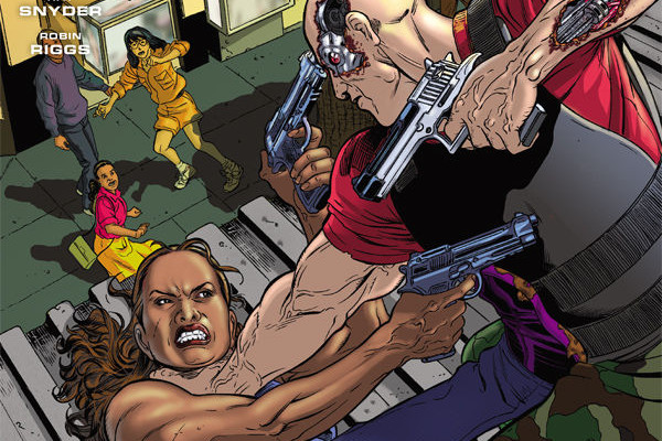 The Terminator: Enemy of My Enemy #2 Review