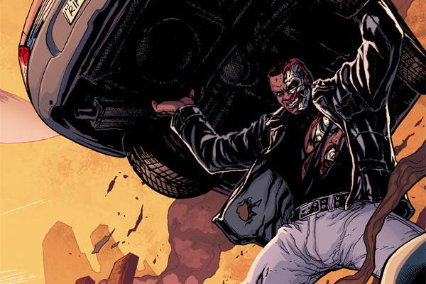 Terminator Salvation: The Final Battle #4 Review