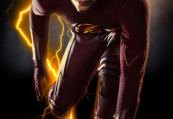 THE FLASH Is Ready To Take Off In Full Costume Reveal
