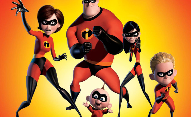 D23: THE INCREDIBLES 2 Poster is Simple and Awesome