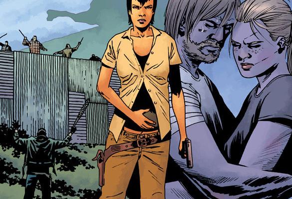 Walking Dead #124 Review